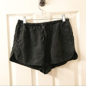Brandy Melville distressed shorts